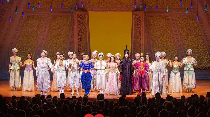 Première Aladdin – Fotoreportage