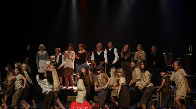 The Singing Factory presenteert popmusical Smike