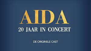 Aïda 20 jaar in concert!