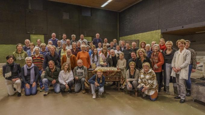 Eerste voorstellingen De Boerenopstand nagenoeg uitverkocht