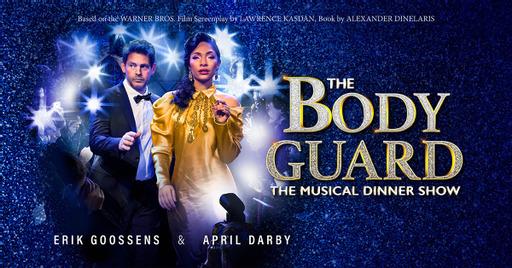 Vlaanderen loopt storm voor 'The Bodyguard, the musical dinner show'!