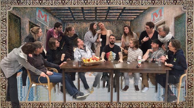 Theatergroep Manteau presenteert Jesus Christ Superstar