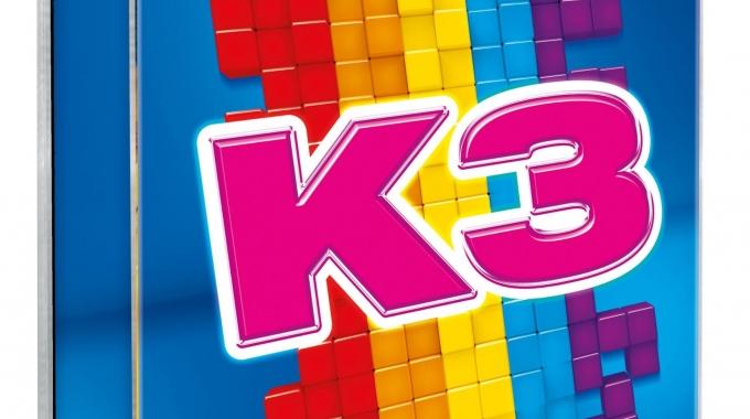 """Eerste single van K3 in nieuwe samenstelling wordt """"Waterval"""""""