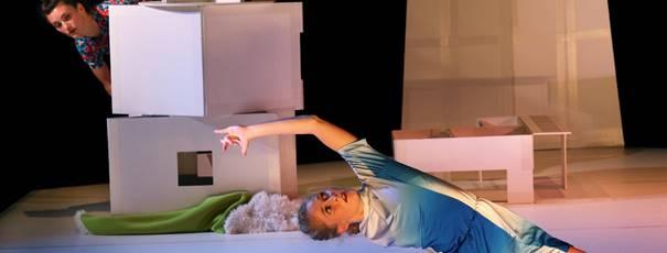 Première dansvoorstelling Wacht 's Even op 21-10-21 tijdens de Betovering in Den Haag – voor kinderen vanaf 6 maanden