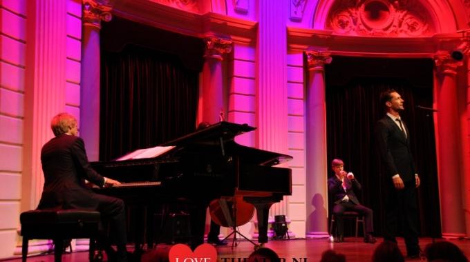 Reprise voor theatervoorstelling Marijn Brouwers zingt Charles Aznavour